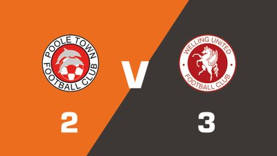 Highlights: Poole Town vs Welling United