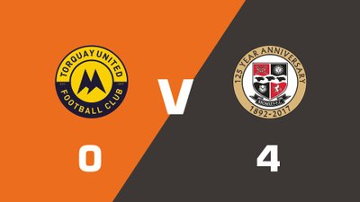 Highlights: Torquay United vs Bromley
