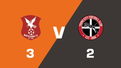 Highlights: Whitehawk vs Truro City