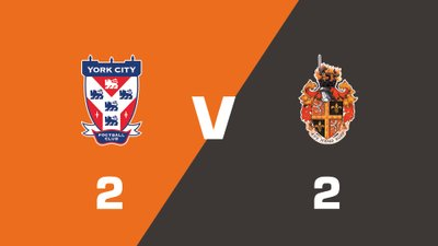 Highlights: York City vs Spennymoor Town