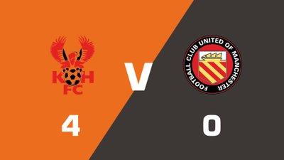 Highlights: Kidderminster Harriers vs FC United Of Manchester