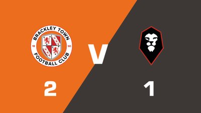 Highlights: Brackley Town vs Salford City