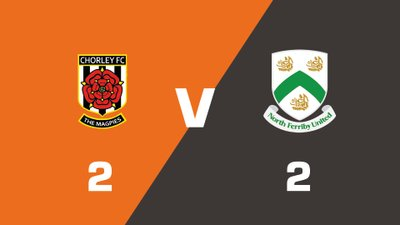 Highlights: Chorley vs North Ferriby United