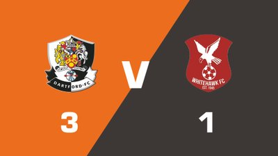 Highlights: Dartford vs Whitehawk
