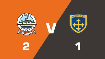 Highlights: Dover Athletic vs Guiseley