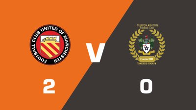 Highlights: FC United Of Manchester vs Curzon Ashton