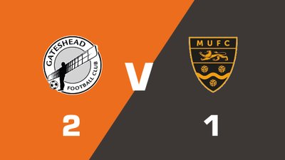 Highlights: Gateshead vs Maidstone United