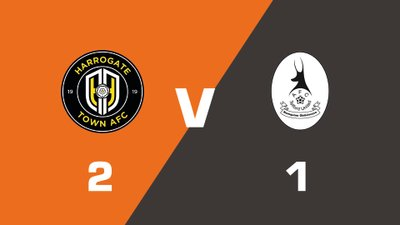Highlights: Harrogate Town vs AFC Telford United