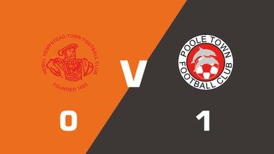 Highlights: Hemel Hempstead Town vs Poole Town
