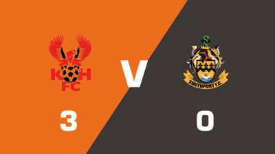 Highlights: Kidderminster Harriers vs Southport