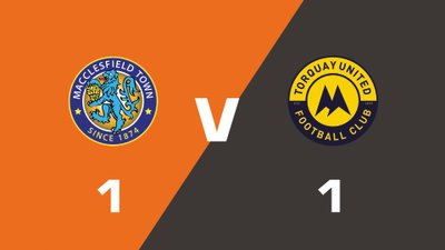 Highlights: Macclesfield Town vs Torquay United