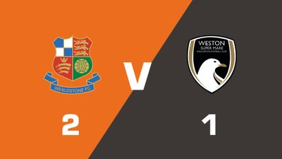 Highlights: Wealdstone vs Weston-Super-Mare