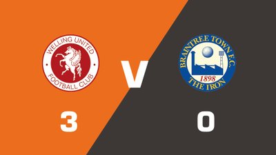 Highlights: Welling United vs Braintree Town