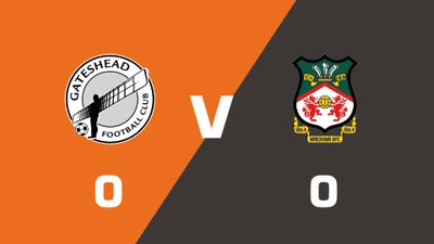 Highlights: Gateshead vs Wrexham