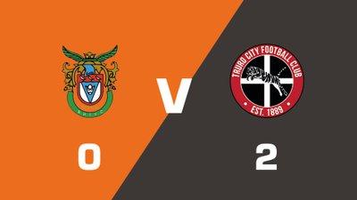 Highlights: Bognor Regis Town vs Truro City