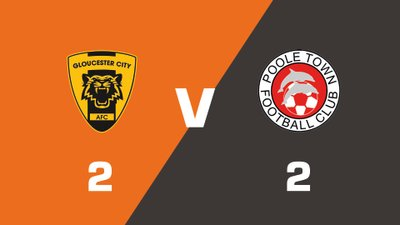 Highlights: Gloucester City vs Poole Town
