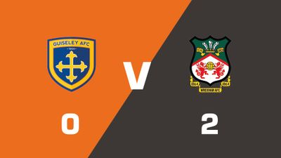 Highlights: Guiseley vs Wrexham