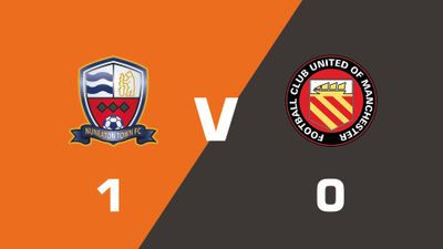Highlights: Nuneaton Town vs FC United Of Manchester