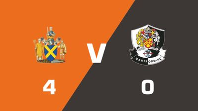 Highlights: St. Albans City vs Dartford