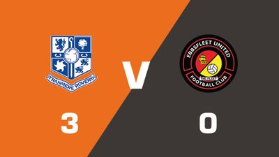 Highlights: Tranmere Rovers vs Ebbsfleet United