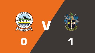 Highlights: Dover Athletic vs Sutton United