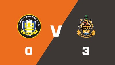 Highlights: Gainsborough Trinity vs Southport