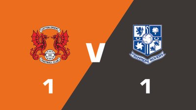 Highlights: Leyton Orient vs Tranmere Rovers