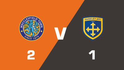 Highlights: Macclesfield Town vs Guiseley