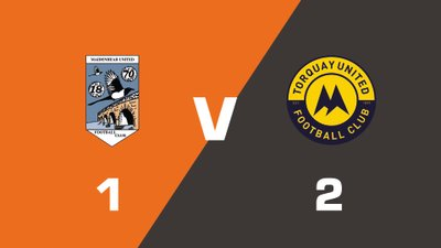 Highlights: Maidenhead United vs Torquay United