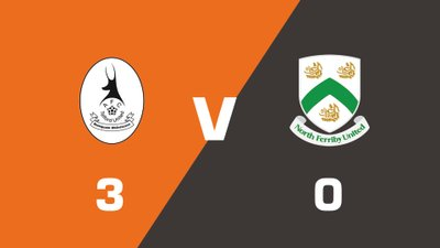 Highlights: AFC Telford United vs North Ferriby United