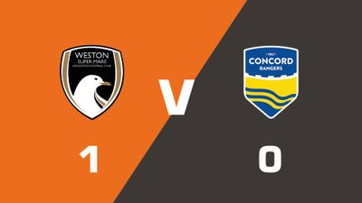 Highlights: Weston-Super-Mare vs Concord Rangers