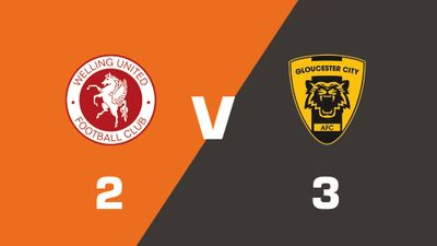 Highlights: Welling United vs Gloucester City