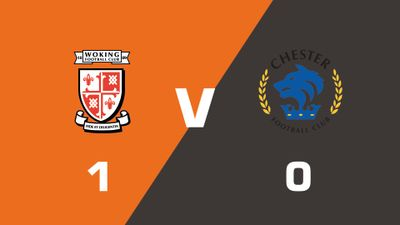 Highlights: Woking vs Chester