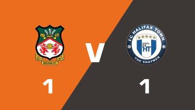 Highlights: Wrexham vs FC Halifax Town