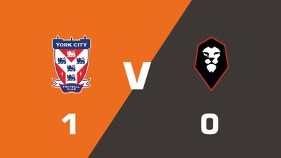 Highlights: York City vs Salford City