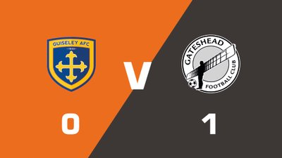 Highlights: Guiseley vs Gateshead