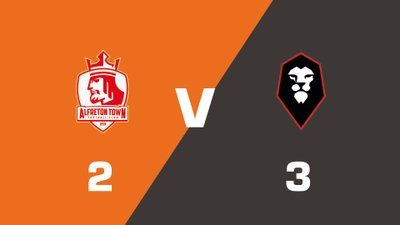 Highlights: Alfreton Town vs Salford City