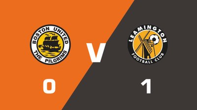 Highlights: Boston United vs Leamington