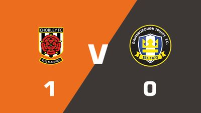 Highlights: Chorley vs Gainsborough Trinity