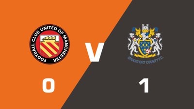 Highlights: FC United Of Manchester vs Stockport County