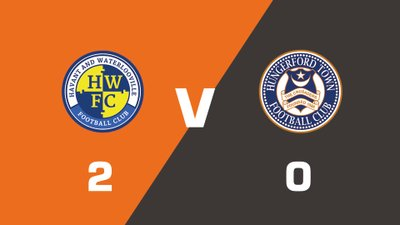 Highlights: Havant & Waterlooville vs Hungerford Town FC