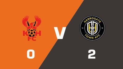 Highlights: Kidderminster Harriers vs Harrogate Town