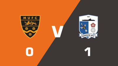 Highlights: Maidstone United vs Barrow