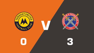 Highlights: Torquay United vs Dagenham and Redbridge