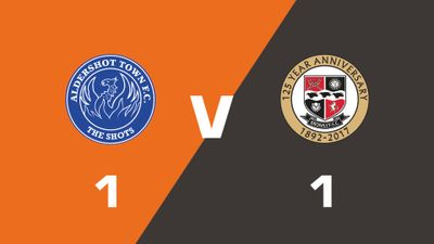 Highlights: Aldershot Town vs Bromley
