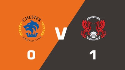 Highlights: Chester vs Leyton Orient