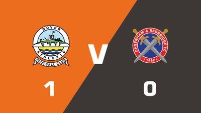 Highlights: Dover Athletic vs Dagenham and Redbridge