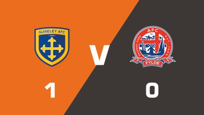 Highlights: Guiseley vs AFC Fylde