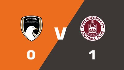 Highlights: Weston-Super-Mare vs Chelmsford City