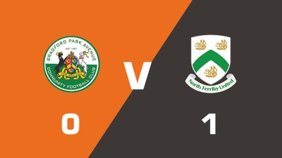 Highlights: Bradford Park Avenue vs North Ferriby United